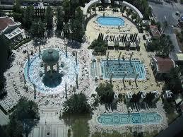 Caesars Palace Las Vegas Map by Panoramio Photo Of Caesars Palace Pools Las Vegas