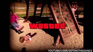 Wasted Meme - gta 5 real life wasted gifs with sound 2 gws4all youtube