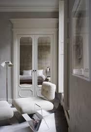 chambre architecte une chambre couleur crème et gris imaginée par l architecte d