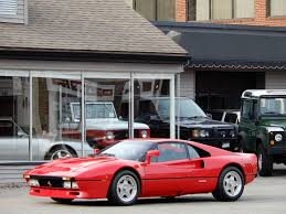 ferrari dealership showroom 1985 ferrari 288 gto copley motorcars