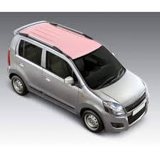 Light Pink Car Buy Autographix Deep Pink Car Roof Wrap Small
