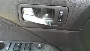 Ford Fusion Interior Door Handle Replacement 2010 Ford Fusion Interior Door Handle 14 Complaints