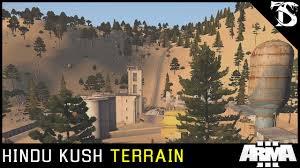 Hindu Kush Map Hindu Kush Terrain Arma 3 Mod Showcase Youtube