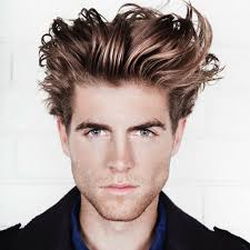 medium length hair guy messy 20 new long hairstyles for men to get