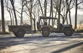 jeep offroad trailer 1943 willys jeep with trailer