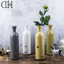 Home Decorating Accessories Wholesale by Online Buy Wholesale Ceramic Bottle Vase From China Ceramic Bottle