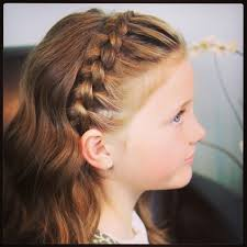 braids for girls with short hair hair style and color for woman
