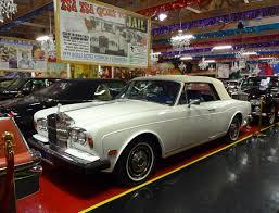 Zsa Zsa Gabor Estate 1979 Rolls Royce Corniche Ii Zsa Zsa Gabor Car Volo Museum On My