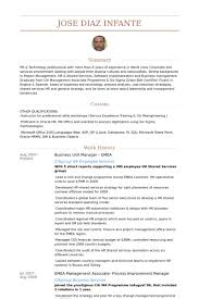Business Objects Sample Resume by Business Unit Manager Resume Samples Visualcv Resume Samples