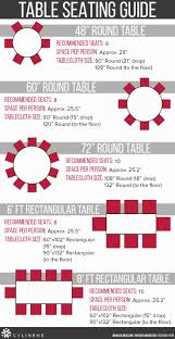 round table number of seats 48 inch round table seats how many round designs