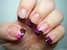 pink foil opi shatter u003d cute valentine nail design