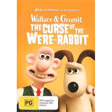 rabbit dvds booktopia wallace and gromit the curse of the were rabbit by