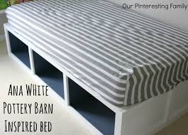 Stratton Pottery Barn Our Pinteresting Family Pb Inspired Day Bed With Ana White Plan