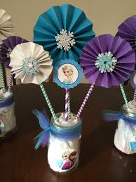 frozen centerpieces peronalized frozen centerpiece by yeseniaserendipity on etsy