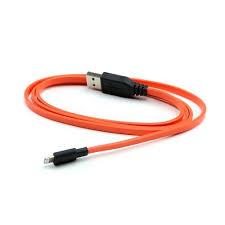 Rugged Lightning Cable Accessorygeeks Com Ventev Orange Mfi Certified 3 3 Ft Charge N