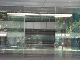 commercial glass sliding doors contemporary automatic sliding glass doors benefit use automatic