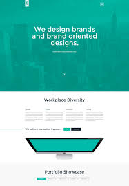 free template for website with login page 30 one page website templates built with html5 css3 templateflip endless one page template