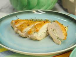 goat cheese and herb stuffed chicken recipe geoffrey