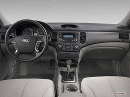 Kia Optima Interior Colors 2008 Kia Optima Interior U S News U0026 World Report