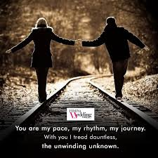 wedding quotes lifes journey wedding journey unknown quotes more