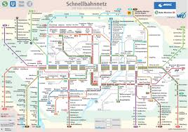 Munich Subway Map by Misc Subway Metro Tube Maps Page 75 Skyscrapercity