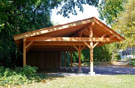 Garden Building Ideas Wooden Carport Use Useful Tips How To Use Wooden Carport