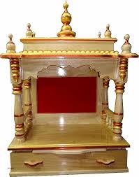 How To Decorate A Temple At Home | pooja mandir door designs for home new stunning designs temples for