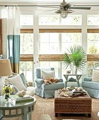 Beachy Rugs Living Room Living Room Decorating Idea With Cozy White Sofa And
