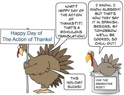 the argentine post archive happy thanksgiving from the