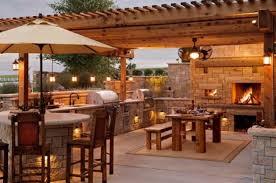 outside kitchen design ideas kitchen backyard design 95 cool outdoor kitchen designs digsdigs