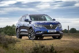 renault suv 2017 renault koleos ii 2017 car review honest john