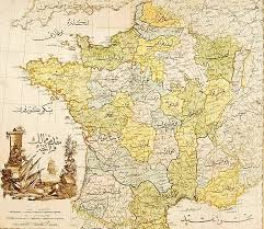 Map Of France And England by Burak Caliskan On Twitter
