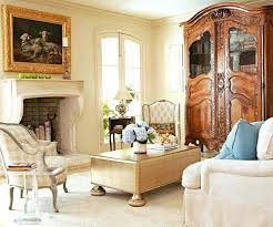 Modern French Country Decor - decorating french country christmas decorating blogs living room