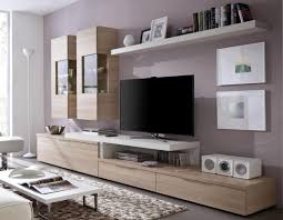 Wall Cabinet Shelf Contemporary Wall Storage System With Tv Shelf Display Cabinets