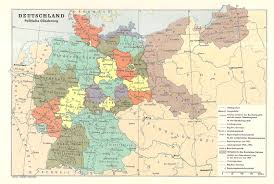 Unification Of Germany Map by The Last Official German Map Claiming Parts Of Poland 1970 2048