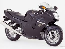 honda cbr1100xx blackbird 190 mph 310 km h honda as leading