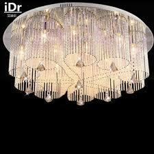 Lighting Fixtures Manufacturers Modern L Wick Shaped Circular Ceiling Lights Living