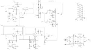 circuit diagram of home theater behringer b2031 schematic active 2 way reference studio monitor