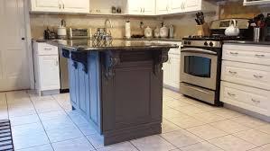 Adding Trim To Kitchen Island by Kitchen Island Corbels Design Ideas For Kitchen