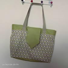 patron couture sac cabas le sac madison par sacôtin le monde de ny