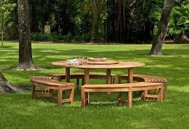 gorgeous high end picnic tables pallet picnic table and benches
