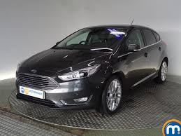 used ford focus titanium x petrol cars for sale motors co uk