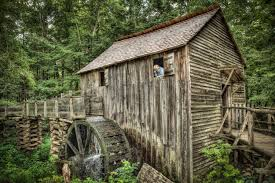 wood house in smokey mountain national forest free image peakpx