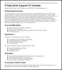 service desk email exles helpdesk resume help desk resume amazing help desk technician ideas