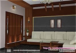 dining kitchen living room interior designs kerala home design for