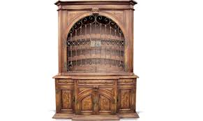 hand painted wine cabinet wrought iron furniture finds and more