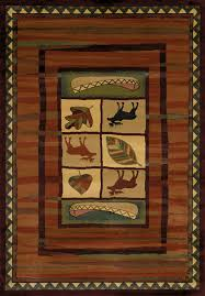 Menards Area Rugs Decorating Add Warmth To Your Room With Rustic Rug U2014 Emdca Org