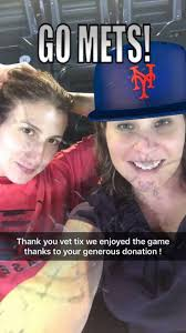 New York Mets Memes - thank you messages to veteran tickets foundation donors