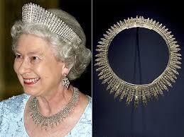 Wedding Gifts Queen Elizabeth Queen Elizabeth Jewelry Collection