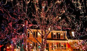 christmas lights richmond va the 6 craziest christmas displays around the world escapehere